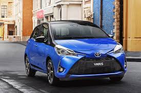 BATTERY UP' - Toyota Yaris Hybrid Independent New Review (Ref:550 ...