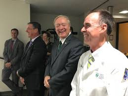 "M. Duane Nellis on Twitter: ""Happy birthday to @ohiou's Chief Medical  Officer @DrKenDO today as we welcome @OUHCOM Class of 2022, the largest  class ever. @CityofAthensOH Mayor Steve Patterson is also here"
