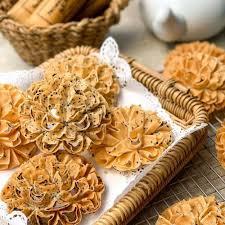 Resep putri salju kacang mede, kue kering lembut dan lumer di mulut. 5 Kreasi Camilan Berbahan Jintan Renyah Dan Gurih Banget