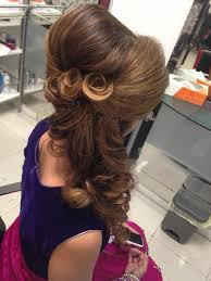 Hair Style For Asians asian bridal hairstyle shumailas 1711 by stevesalt.us