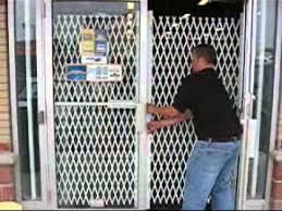 front door gateQuantum front door security gates  YouTube