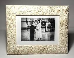 8x10 vintage frame white baroque picture frame photo frame ornate wedding