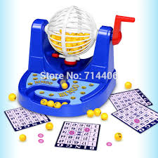 new bingo game joke ernie lottery machine fun puzzle desktop toys for children fmaily