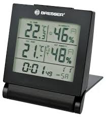 <b>Метеостанция BRESSER MyTime Travel</b> Alarm Clock — купить по ...