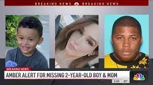 Amber Alert for Missing 2-Year-Old NJ ...