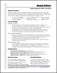 18 Unique Office Assistant Resume Examples Photos