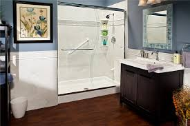 bathroom wraps. Tub-to-shower-conversion Bathroom Wraps