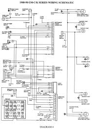 complete 7387 wiring diagrams wiring diagram and schematic 1988 chevrolet k10 wiring harness car