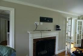 hiding tv wires over fireplace mounted above fireplace hide wires mounting over fireplace hiding wires mount