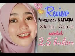 delsika 10 review penggunaan natasha skin care setelah 2 5 bulan natasha part 3