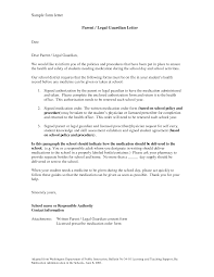Authorization Letter Legal Guardian Guardianship Sample For