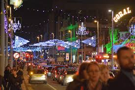 About Blackpool Illuminations With The Website From Visit
