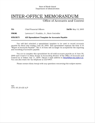 Formal Memorandum Template Persuasive Memo Template Write Happy Ending 19