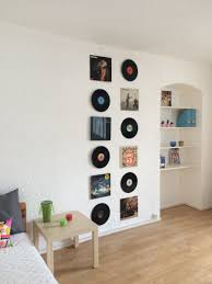 vinyl wall art deco a house full of music on wall art vinyl records with cover art and records should cover at least one wall one day