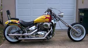 ame bolt on chopper kits fit suzuki vl800 c50 models