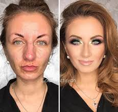 30 incredible makeup transformations that prove every woman is a hollywood star bored panda