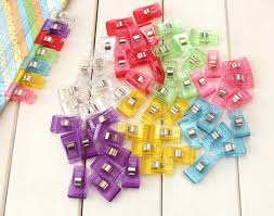 500pcs clover wonder clips PVC Plastic Clips For Patchwork Sewing ... & 500pcs clover wonder clips PVC Plastic Clips For Patchwork Sewing DIY  Crafts, Quilt Quilting Clip 3.5*1.8CM-in Sewing Tools & Accessory from Home  & Garden ... Adamdwight.com