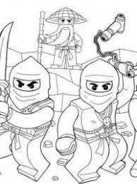 Lego Ninjago Kleurplaten Topkleurplaatnl