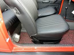 original 67 seat belts up front