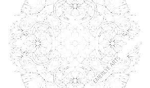 Free Printable Mandala Coloring Pages For Adults Pdf Easter Mandalas