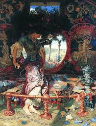 lady of shalott essay