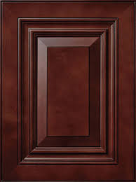 cherry kitchen cabinets. cherry raised panel sample cabinet door kitchen cabinets c