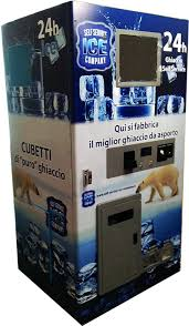 Vending Machine Italy Magnificent Ice Vending Machines Self Service Ice Company Business Opportunity
