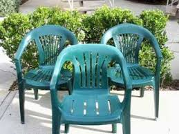 Green plastic patio chairs Stackable Budget Garden Howto Restoring Those Basic Plastic Patio Chairs On The Cheap Youtube Budget Garden Howto Restoring Those Basic Plastic Patio Chairs On
