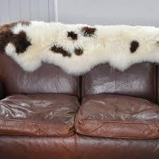 double sheepskin rugs