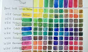 Watercolor Mixing Chart Download Mixing Paintings Search Result At Paintingvalley Com