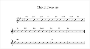 Whats The Difference Between A Chord Chart And A Lead Sheet