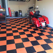 living endearing garage tile floors 8 diamond grid loc tiles snap together floor pertaining to a