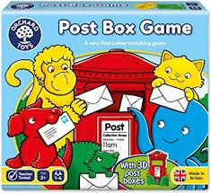 Orchard Toys <b>Post Box</b> Game: Amazon.co.uk: Toys & Games