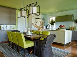 U Dining Room Color Trends Green Apple