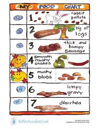 Bristol Stool Chart For Kids Pin On Health