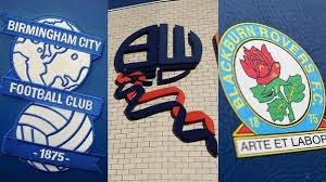 Directory records similar to the blackburn rovers f.c. Blackburn Bolton And Birmingham Seven Charts Showing How Championship Clubs Reached This Point Bbc Sport