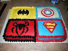 superhero sheet cake official psychobaby blog cool crazy and personalized kids stuff