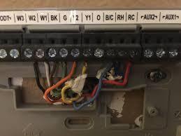 trane thermostat wiring trane image wiring diagram trane xl824 xv80 xl16i wiring help on trane thermostat wiring