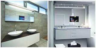 Tv In The Bathroom Mirror Smart Design Mirror Bathroom Behind For