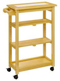 atom style rakuten global market kitchen trolley slim wagon