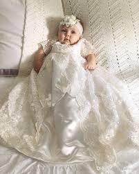 Infant girl christening gowns