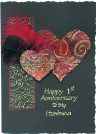 Wedding Anniversary Greeting Card Designs Handmade Greeting Card Ideas For Husband Wedding