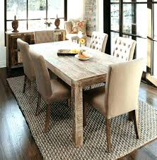 rustic white dining set distressed white dining table and chairs distressed white dining room chairs