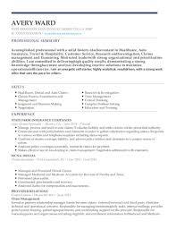 Best Auto Claims Specialist Resumes | Resumehelp
