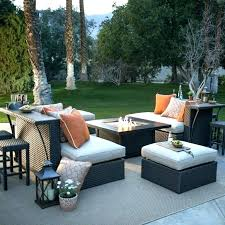 patio table with fire pit outdoor dining set with fire pit outdoor dining table fire pit