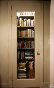 creative book storage. Brilliant Creative Donald Albrecht Museum Of The City New York Curator Architecture And  Design Built A Creative Book Storage Hack In His Apartmentu0027s Closet With Creative Book Storage L