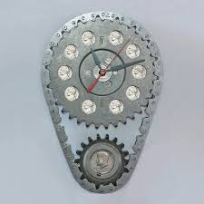 chevy timing chain and gears coins wall clock ssd 1024x1024 clock1 auto timing gear wall clock dodge viper