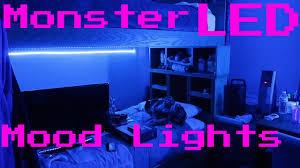 Monster Illuminessence Small Space Led Mood Light Kit Monster Led Mood Light Kit