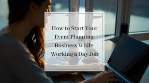 How To Choose A Name For Your Event Planning Business Plan Pdf