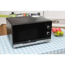 Lò vi sóng Electrolux (Thụy Điển) EMM2308X 23 lít nấu, hâm nóng, rã đông  (Hàng trưng bày - Bảo hành 24 tháng)